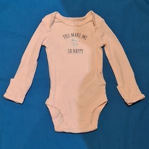 Carter's Newborn Bodysuit